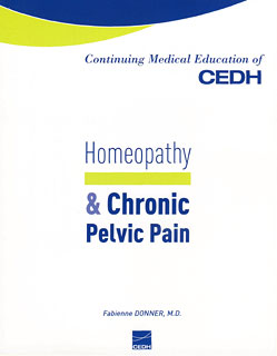 Homeopathy & chronic pelvic pain/Fabienne Donner