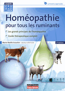 Homéopathie pour tous les ruminants 2e édition/Marie-Noelle Issautier