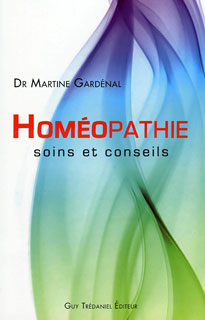 Homéopathie, Martine Gardenal
