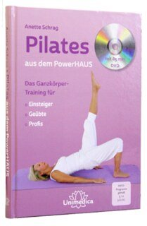 Pilates aus dem Powerhaus - Set - Buch plus DVD - Restposten/Anette Schrag