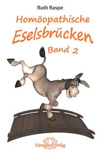Homöopathische Eselsbrücken - Band 2/Ruth Raspe