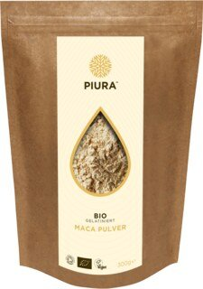 Maca Pulver Bio Piura gelatiniert - 300 g/
