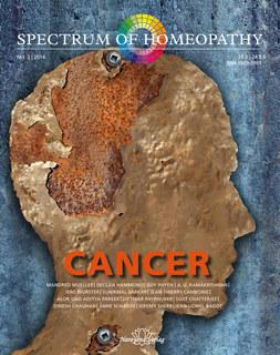 Spectrum of Homeopathy 2014-2, Cancer/Narayana Verlag
