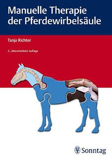 Manuelle Therapie der Pferdewirbelsäule, Tanja Richter