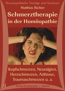 Schmerztherapie in der Homöopathie. Kopfschmerzen, Neuralgien, Herzschmerzen, Arthrose, Traumaschmerzen u. a. - 11 CD's/Matthias Richter