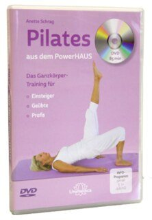 Pilates aus dem Powerhaus - DVD/Anette Schrag