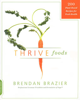 Thrive Foods, Brendan Brazier
