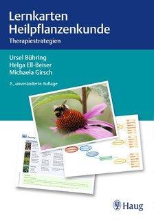 Lernkarten Heilpflanzenkunde/Ursel Bühring / Helga Ell-Beiser / Michaela Girsch