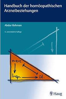 Handbuch der homöopathischen Arzneibeziehungen/Abdur Rehman