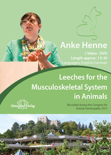Leeches for the Musculoskeletal System in Animals - 1 DVD/Anke Henne