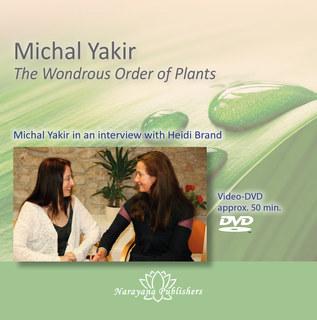The Wondrous Order of Plants - 1 DVD, Michal Yakir