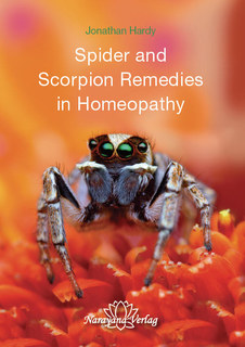 Spider and Scorpion Remedies in Homeopathy/Jonathan Hardy