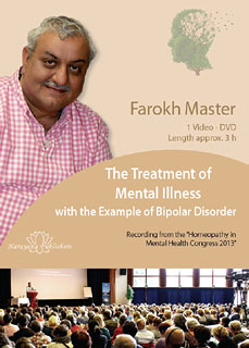 The Treatment of Mental Illness with the Example of Bipolar Disorder - 1 DVD, Farokh J. Master