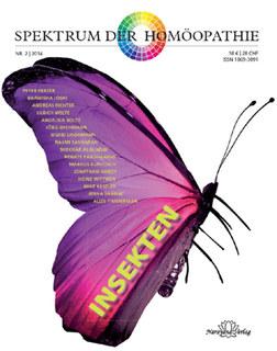 Spektrum der Homöopathie 2014-2, Insekten - E-Book, Narayana Verlag