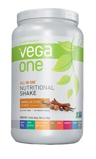 Vega One all-in-one Nutritional Shake - Vanille Chai, Dose 874 g/