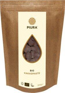 Kakao Rohpaste - Plättchen Bio Piura - 300 g/