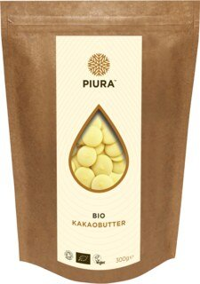 Cacao Butter organic Piura - 300 g/