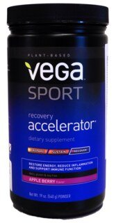 Vega Sport Recovery Accelerator - Apple Berry, Dose 540 g/