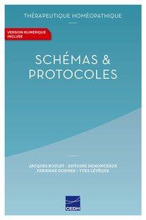 Thérapeutique Homéopathique : Schémas et Protocoles/Jacques Boulet / Antoine Demonceaux / Fabienne Donner / Yves Lèveque