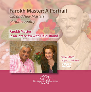 Farokh Master: A Portrait Old and New Masters of Homeopathy  - 1 DVD, Farokh J. Master