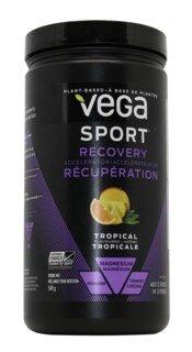 Vega Sport Recovery Accelerator-Tropical, Dose 540 g/