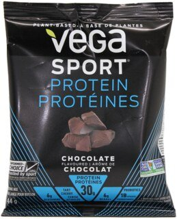 Vega Sport Performance Protein - Chocolate, Beutel 12 x 44 g/