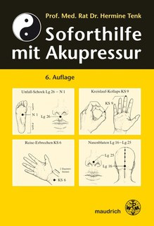 Soforthilfe mit Akupressur/Hermine Tenk