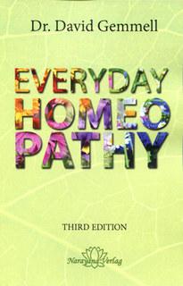 Everyday Homoeopathy/David Gemmell