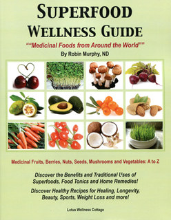 Superfood Wellness Guide, Robin Murphy