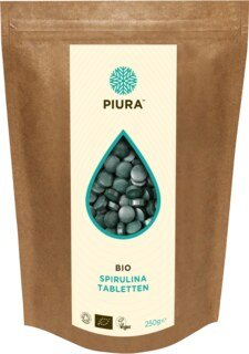 Spirulina Tabletten Bio Piura - 250 g