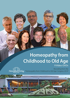 Complete Set - Homeopathy Congress 2014 : Homeopathy  from Childhood to Old Age  - ca 9 DVDs/Resie Moonen / Jonathan Hardy / Dr. Sunirmal Sarkar / Alok Pareek / Rosina Sonnenschmidt / Jean-Lionel Bagot / Heiner Frei / Heidi Brand / Norbert Groeger / Michal Yakir / Dinesh Chauhan
