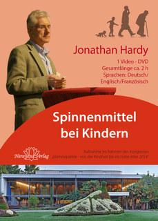 Spinnenmittel bei Kindern - 1 DVD - Sonderangebot, Jonathan Hardy