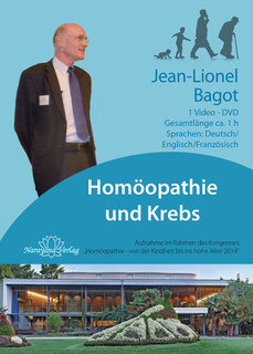 Homöopathie und Krebs - 1 DVD/Jean-Lionel Bagot