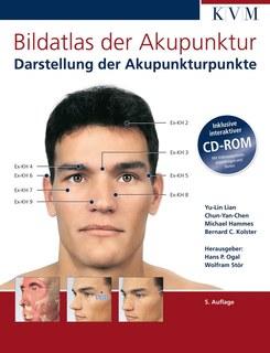 Bildatlas der Akupunktur/Michael Hammes / Norbert Kuschick / Karl-Heinz Christoph / Hans P. Ogal / Bernhard C. Kolster
