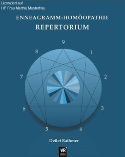 Enneagramm-Homöopathie-Repertorium - E-Book/Detlef Rathmer