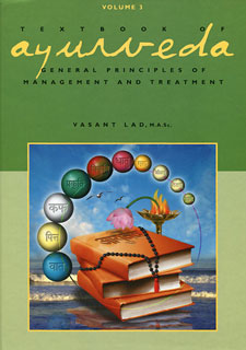 The Textbook of Ayurveda - Volume 3 - Imperfect copy, Vasant Lad
