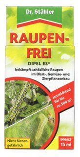 Raupen-Frei - Dipel® ES/Dr. Stähler