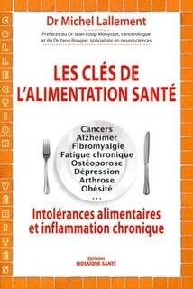 Les clés de l'alimentation santé, Michel Lallement