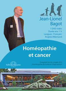 Homéopathie et cancer - 1 DVD/Jean-Lionel Bagot