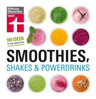 Smoothies, Shakes & Powerdrinks/Astrid Büscher