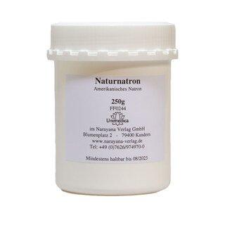 Naturnatron (Amerikanisches Natron) 250 g/