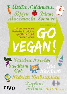 Go vegan!, Gertrude Kubiena / You song Mosch-Kang
