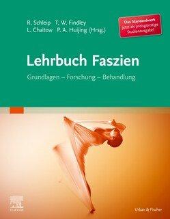 Lehrbuch Faszien/Robert Schleip