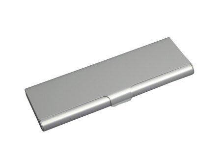 17 - Aluminium box without vials