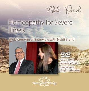 Homeopathy for Severe Illness - 1 DVD, Alok Pareek