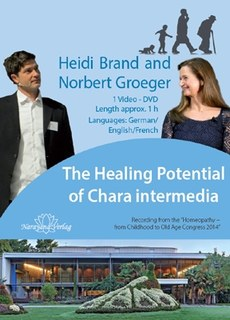 The Healing Potential of Chara intermedia - 1 DVD/Heidi Brand / Norbert Groeger