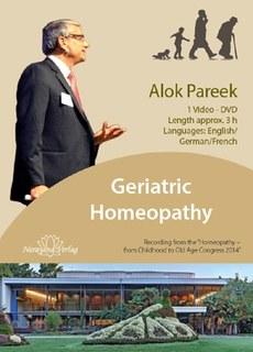 Geriatric Homeopathy - 1 DVD, Alok Pareek