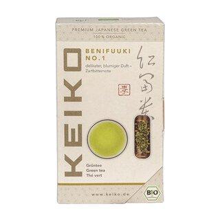 Grüner Tee Benifuuki No.1 Bio - 50 g lose/