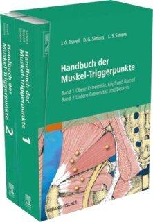 Handbuch der Muskel-Triggerpunkte - Band 1 + 2, Janet G. Travell / David G. Simons