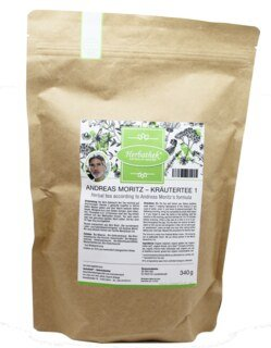 Kidney Tea  Herbal Tea 1 - from Andreas Moritz - 340 g/
